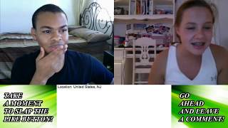 HOT GIRL on Chatroulette