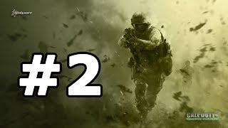 Call of Duty 4: Modern Warfare - Part 2 Walkthrough No Commentary