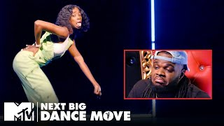 This Move Takes The Twerk To The Next Level | Next Big Dance Move: Season 2 | MTV