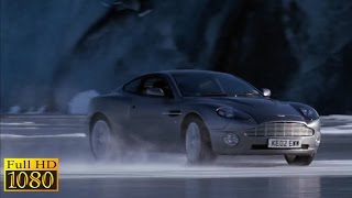 Die Another Day (2002) - Car Chaseing and Jinx Rescue scene (1080p) FULL HD