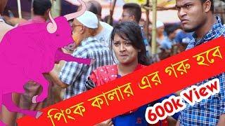 পিংক কালার এর গরু হবে ?  | Bangla New Funny Video | Bangla Fun EP 30 | Mojar Tv