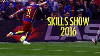 FC Barcelona ● Ultimate Skills Show ● 2016 HD
