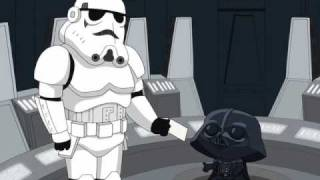 Clips from Family Guy's Something Something Something Dark Side