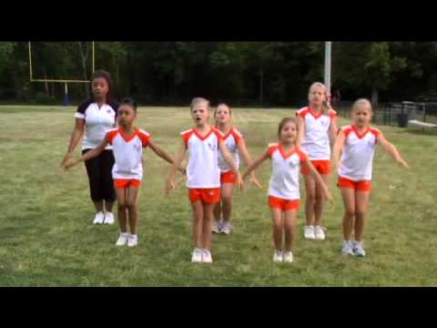 ACYA Cheer 12 Colts in the Front