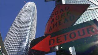 San Francisco's Tallest Building Changes Skyline