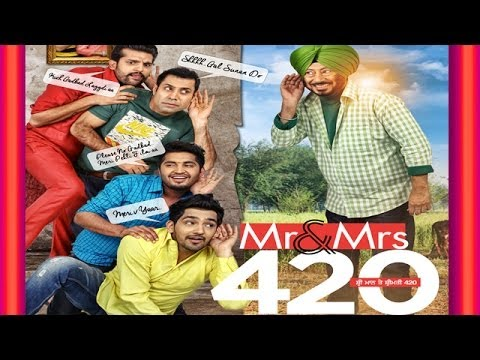 Xxx Mp4 Mr Mrs 420 Latest Punjabi Film 2017 New Punjabi Movie 2017 3gp Sex