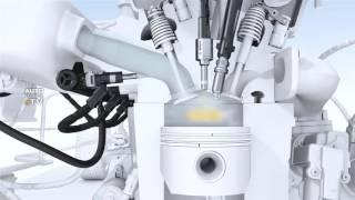 Inyección de Agua en el motor: Cómo funciona?