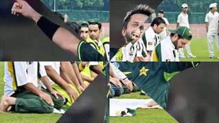 we will rock you Good luck Team Pakistan