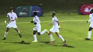 Radford vs. High Point Men's Soccer Semi-Finals Goals