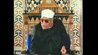 فلسفة القضاء و القدر في الإسلام للشيخ الشعراوي