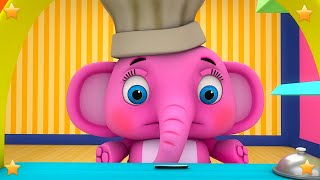 Jack Sprat | Kindergarten Nursery Rhymes | Songs Collection For Children by Little Treehouse