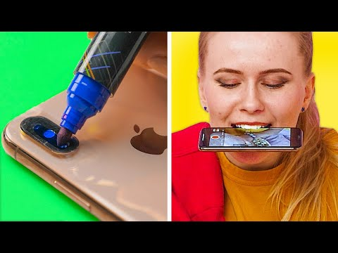 TIK TOK PHOTO AND VIDEO HACKS Genius DIY Ideas And Tricks by 123 GO GOLD