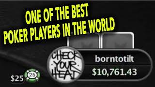 Borntotilt - Who Is This HSNL $25/$50+ Pokerstars Regular??