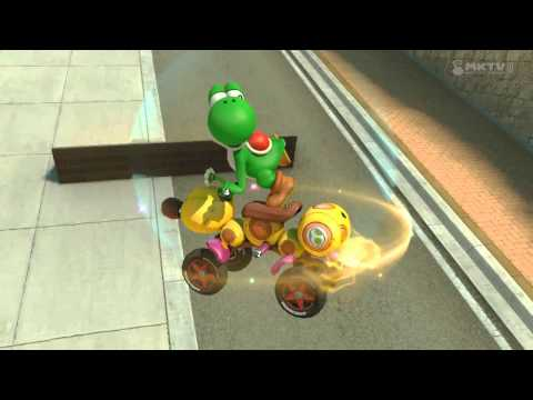 Wii U - Mario Kart 8 - Toad Harbor