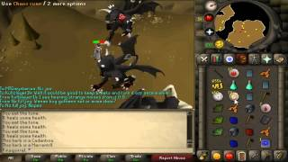 Runescape 2007 Let's kill 1000 Black Demons