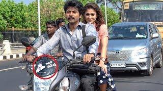Whose Sticker In Bike? Velaikaran Movie Latest Update | Sivakarthikeyan | Nayanthara | Mohan Raja