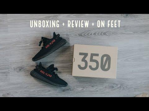Xxx Mp4 Đập Hộp Đánh Giá On Feet đôi Adidas Yeezy 350 V2 Bred 3gp Sex