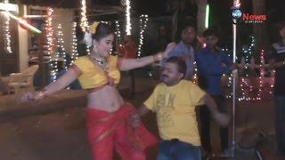 देखिए ईनू श्री के साथ मस्ती में डांस करते रत्नेश बर्नवाल | Kahaani Kismat Ki | Kallu, Inushree