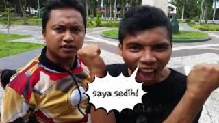 Episode 1,5 ironman di lombok timur