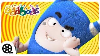 Cartoon | Oddbods - FIDGET | Funny Cartoons For Children | Cartoon Show