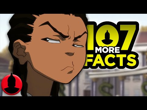 Xxx Mp4 107 MORE Facts About The Boondocks YOU Should Know Adult Swim Facts 107 Facts S7 E24 3gp Sex