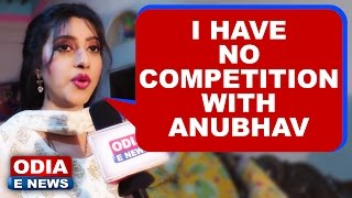 I HAVE NO COMPETITION WITH ANUBHAV---BARSHA's CONFESSION IN SET OF ROMIEO JULIET