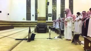 ~ تحبير رآئع و خشوع روحآني للشيخ محمد اللحيدان ~