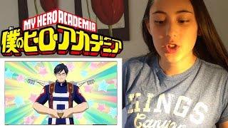 Reaction to My Hero Academy Season 2 Episode 8 (Boku no Hero Academia Episode 21)