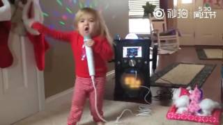 How to be a star at three, cute and fun
