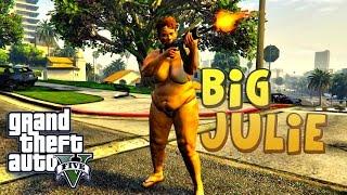 GTA 5  -  BIG JULIE TRAILER