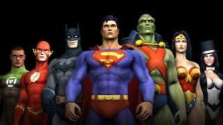 Liga de la Justicia Héroes (película en español)