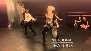 Jess punch- Street jazz Choreography by Fredy Kosman
