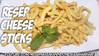 kue kering - resep cheese sticks