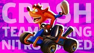 Can You Beat Us At Crash Team Racing?   GameSpot Community Fridays
