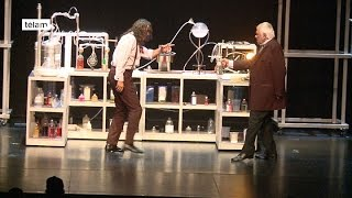 """Jekyll & Hyde"", con Juan Rodó y Raúl Lavié"