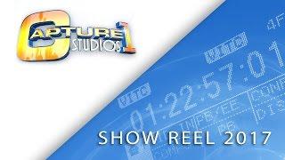 Capture 1 Studios:  Show Reel 2017