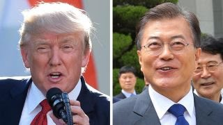 Trump to meet with South Korea