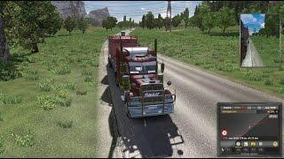 Euro Truck Simulator 2 Ultra | #22 Peterbilt 387 850cv De Puro Camion