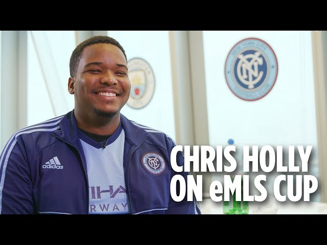 Chris Holly on eMLS Cup