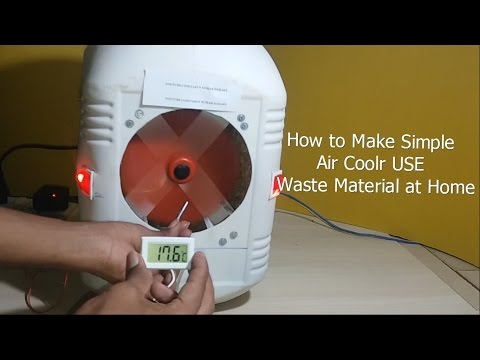 Xxx Mp4 How To Make Simple Air Coolr USE Waste Material At Home 3gp Sex