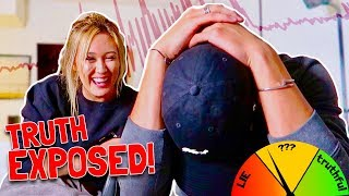 SHE'S BEEN LYING TO ME! (Girlfriend Lie Detector Test)
