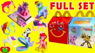 2017 My Little Pony The Movie McDonald