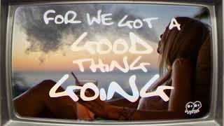 pepper  good thing going feat miles doughty lyric video
