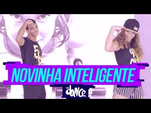 Novinha Inteligente Na Pegada da Lora & Dan Ventura Coreografia Choreography FitDance 4k
