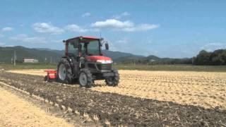 Japanese farming begins with good soil making