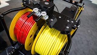 Interschutz 2015 - WEBER E 70-W - Hydraulikaggregat