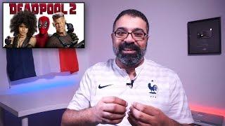 مراجعة فيلم Deadpool 2 بالعربي | FilmGamed