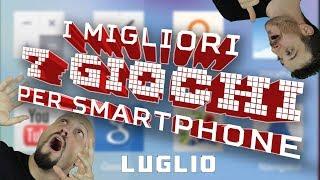 7 VIDEOGIOCHI GRATIS PER SMARTPHONE - ANCORA