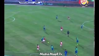 أهداف مباراة الاهلي 4-1 مصر المقاصة - تعليق محمود بكر - 6/4/2014