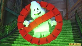 Lego Dimensions Ghostbusters (2017) All Cutscenes Full Movie & Ending | Lego Ghostbusters Movie